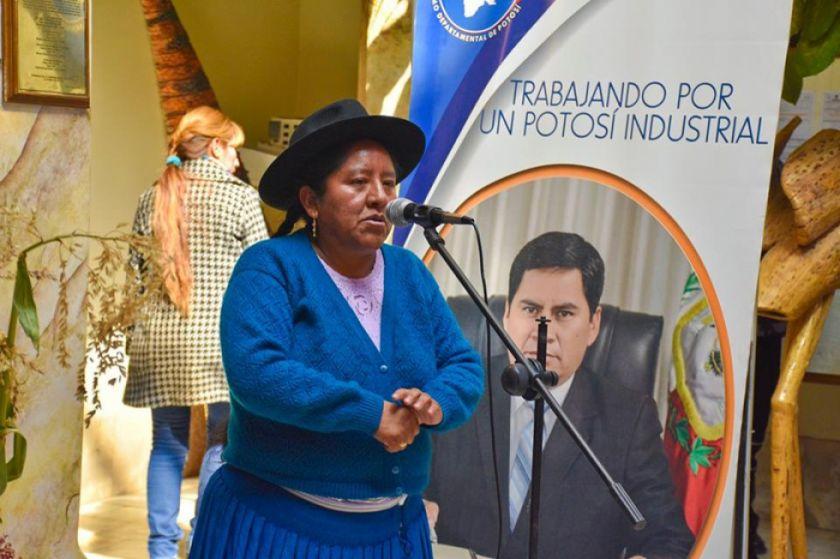 Exigen detención para la alcaldesa de Yocalla