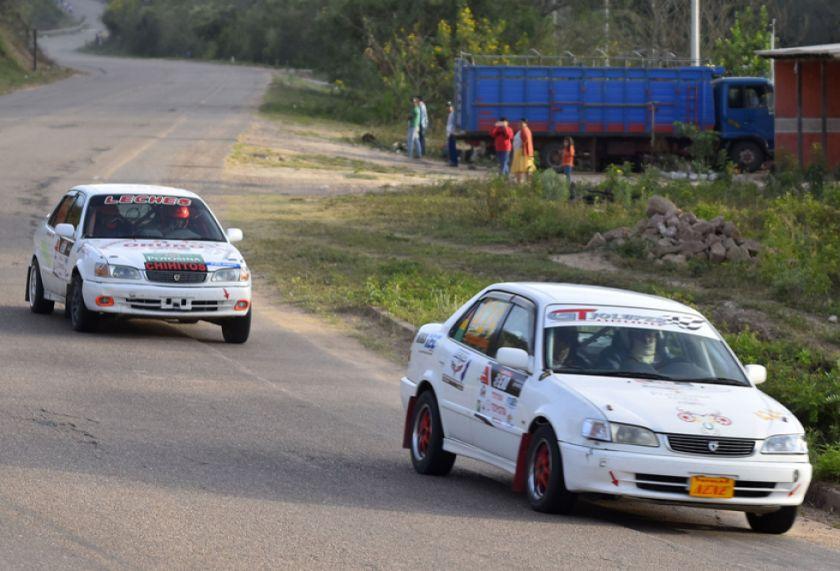 """El """"Rally Sucre"""" tendrá 40 pilotos"""
