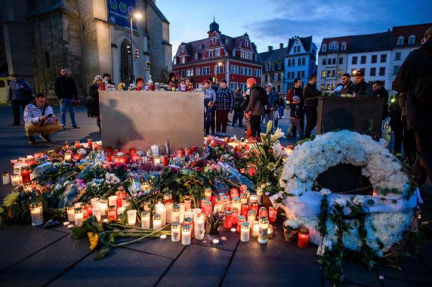 Alarma el reflote de actos antisemitas en Alemania