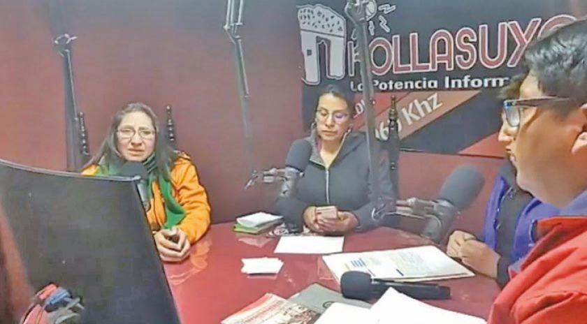 Tribunal Electoral no autoriza difusión de encuesta de la radio Kollasuyo