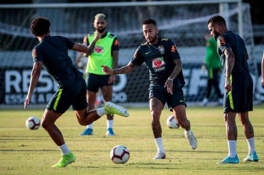 Brasil con Neymar y compañía buscará ante Nigeria salir del ayuno de victorias