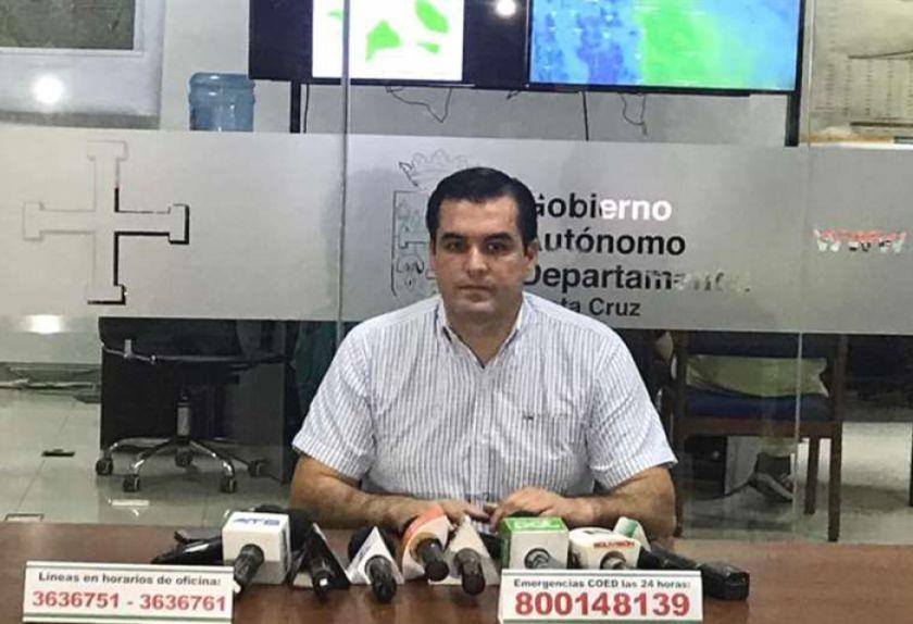 Gobernación cruceña alerta sobre diez incendios en la Chiquitania