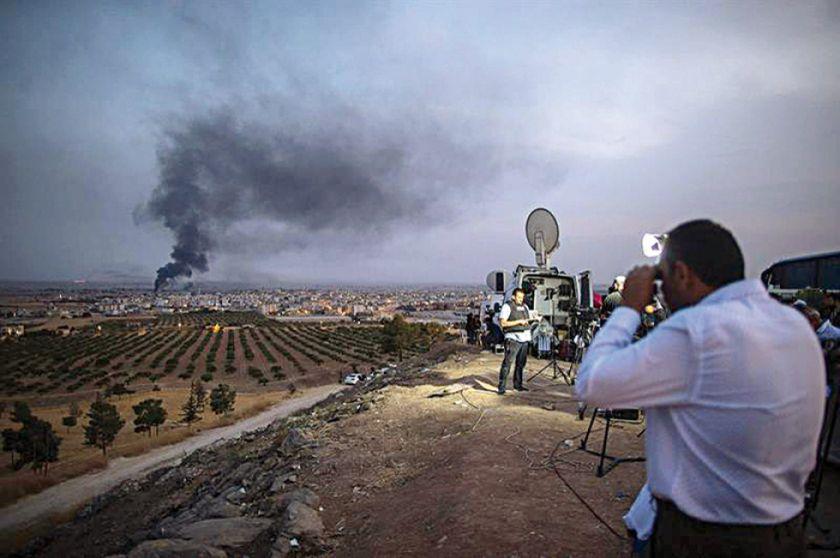 Sube espiral bélico en Siria tras invasión militar turca