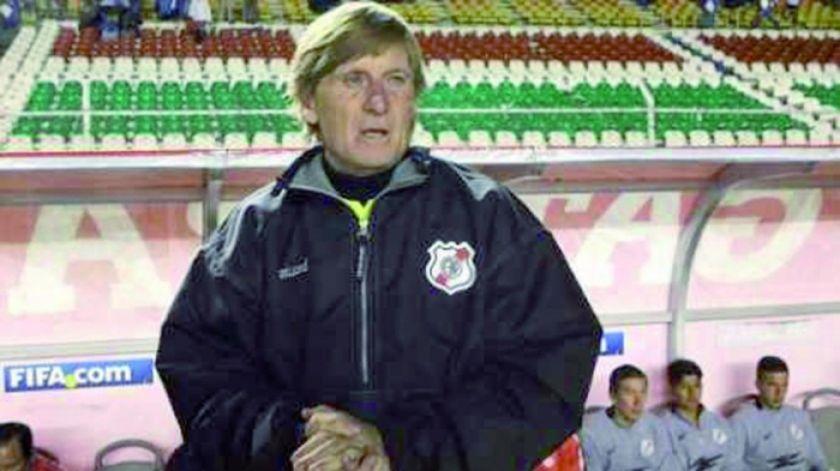 Fallece extécnico de Nacional Potosí Ángel Pérez García