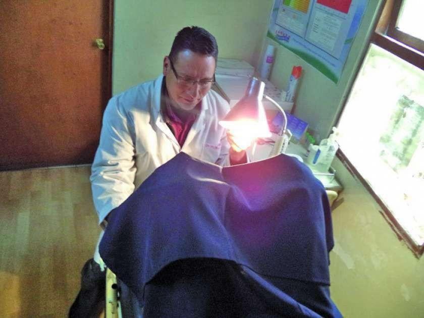Detectan cáncer cervicouterino