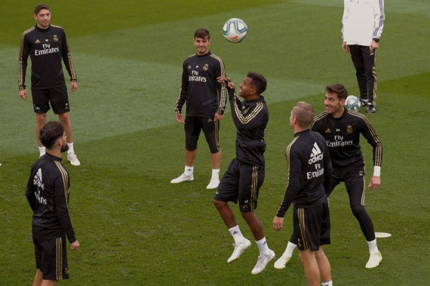 Real Madrid defiende su liderato en Mallorca