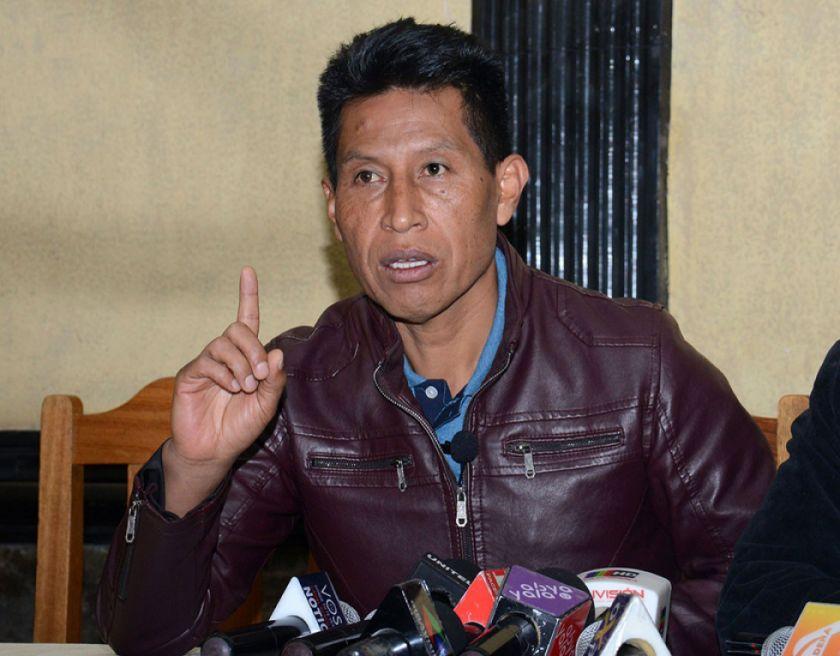 Senador pide que se trate la ley de abrogación del Decreto Supremo 3738