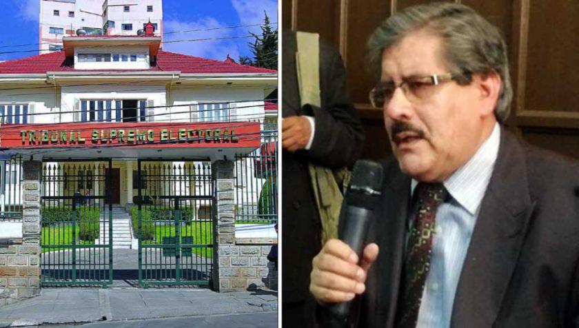 Elecciones ya tienen su primer polémica: TSE veta el conteo rápido a la UMSA