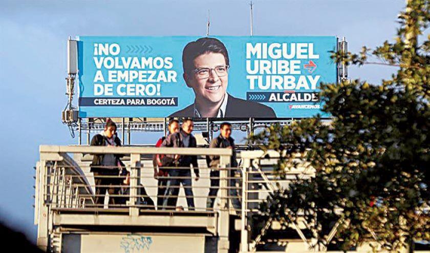 Colombia: Candidatos pugnan por poder regional