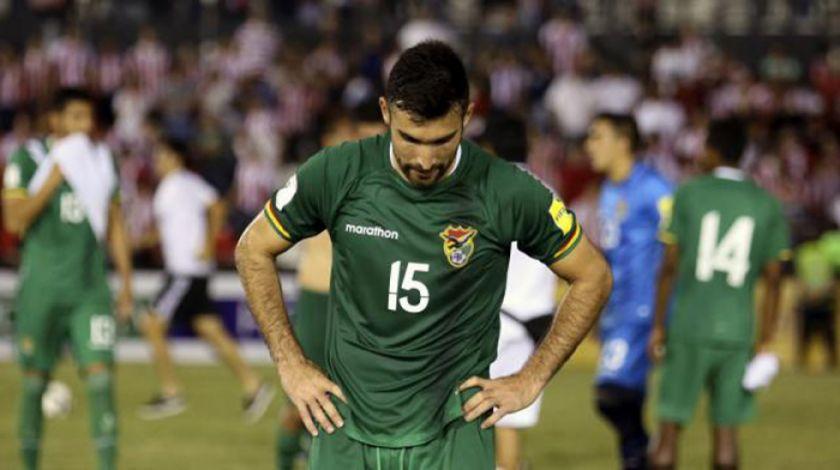 """Danny Bejarano: """"lo más importante es la selección"""""""