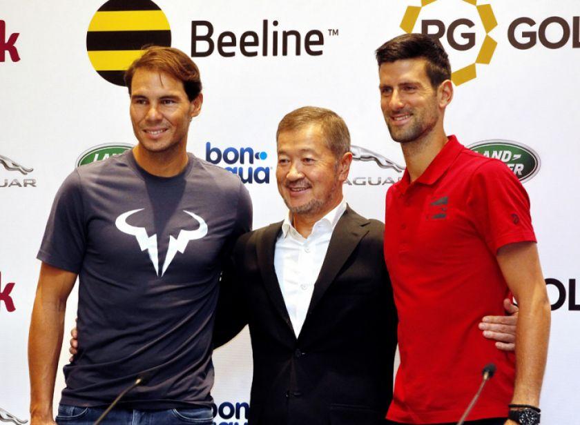 Nadal y Djokovic están listos para quedarse en la cima del ranking de la ATP