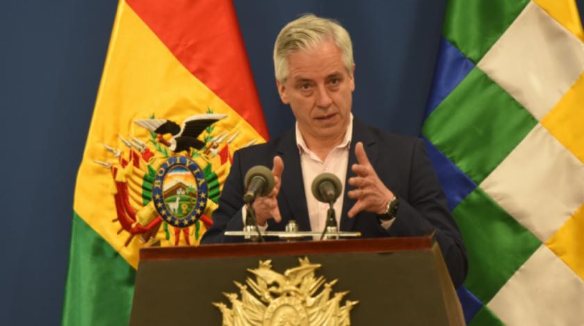 Gobierno invita a la OEA para una auditoría al cómputo oficial y pide a Mesa que se sume