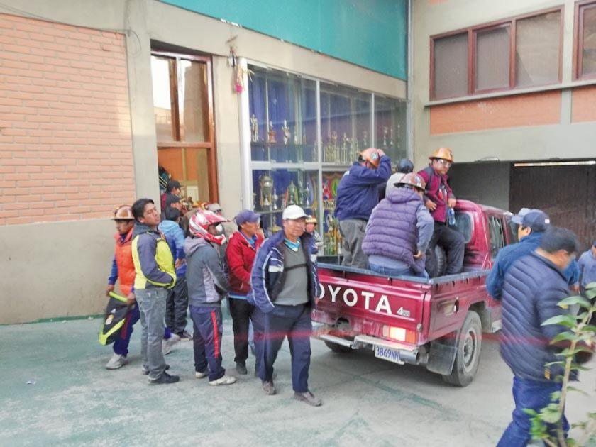Cooperativistas marcharán hoy por la defensa de la democracia