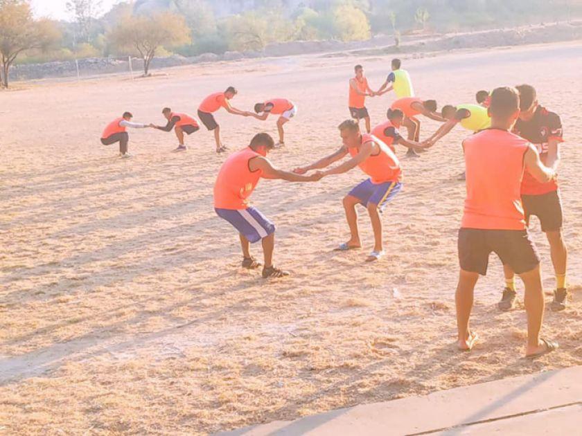 Stormers San Lorenzo trabaja enfocado en el partido ante Real Tomayapo
