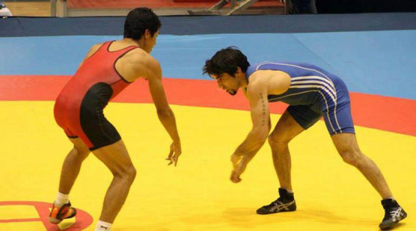 Barrios sube al podio en el Panamericano de Lucha