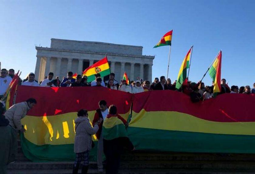 Bolivianos en el exterior sensibilizarán al mundo sobre la defensa del voto