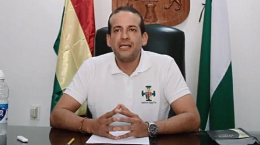Camacho: Retorno a La Paz y así será todos los días hasta que llegue a entrar a Palacio