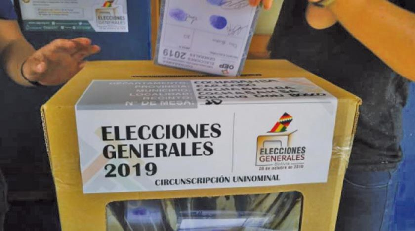 Grupo de 13 países respalda auditoría de expertos de la OEA en Bolivia