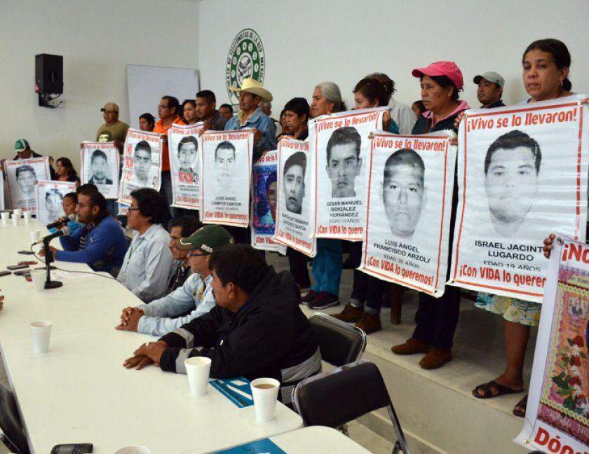 ONU pide a México desmilitarizar Guardia y resolver caso Ayotzinapa