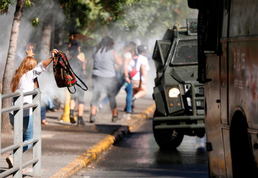 Hay más 2.300 denuncias de vulneraciones a DD.HH. en Chile