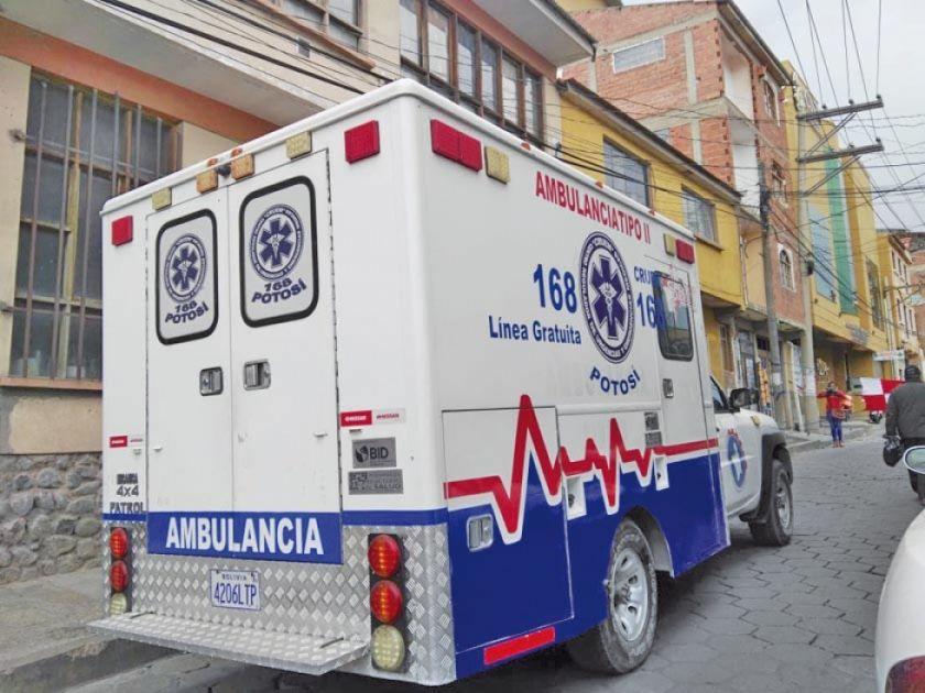 Bracamonte coordina para el traslado de pacientes delicados