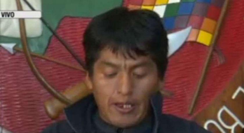 Fejuve y Csutcb dan un plazo a Camacho para que se vaya de La Paz