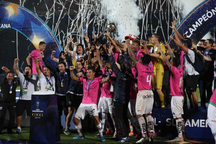 Independiente del Valle conquista por primera vez la Copa Sudamericana