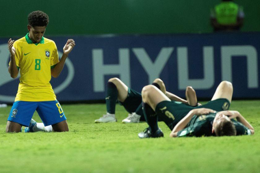Brasil y Francia chocan en semifinal