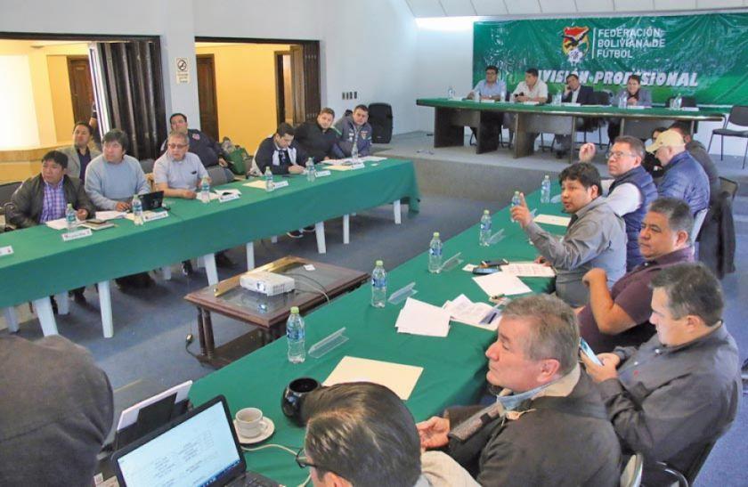 Postergan sin fecha el Consejo de la División Profesional