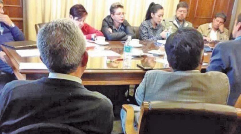 Gobierno transitorio de Jeanine Áñez y el MAS abren diálogo