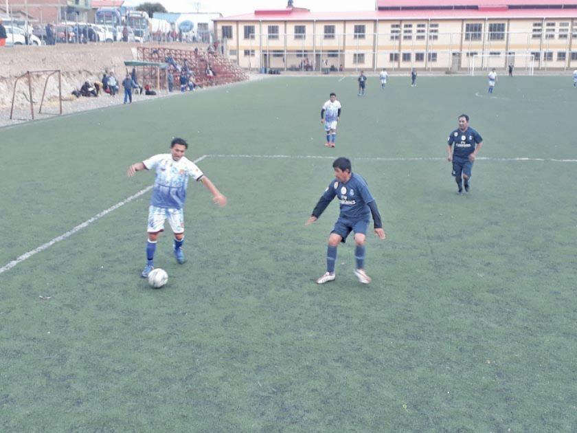 Icap quiere sumar los tres puntos ante Real Chayanta en el torneo de la Mutual