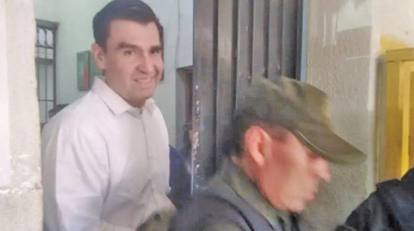 Leyes sale de la cárcel y anuncia que coadyuvará a pacificar Cochabamba
