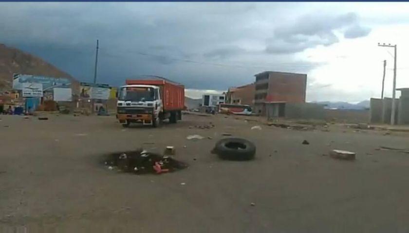 URGENTE: Levantan los bloqueos en Betanzos