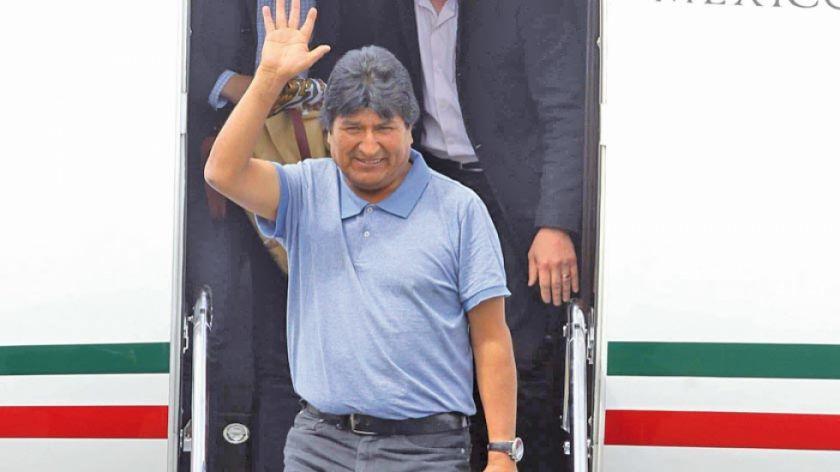 Fiscalía admite denuncia contra Evo por alzamiento armado, sedición y terrorismo