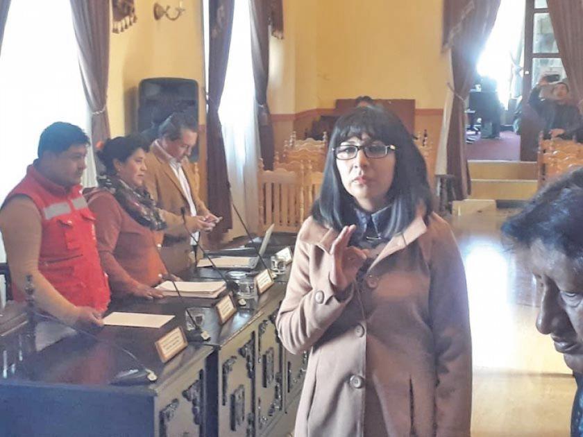 Asume la concejala Susana Laura Vargas