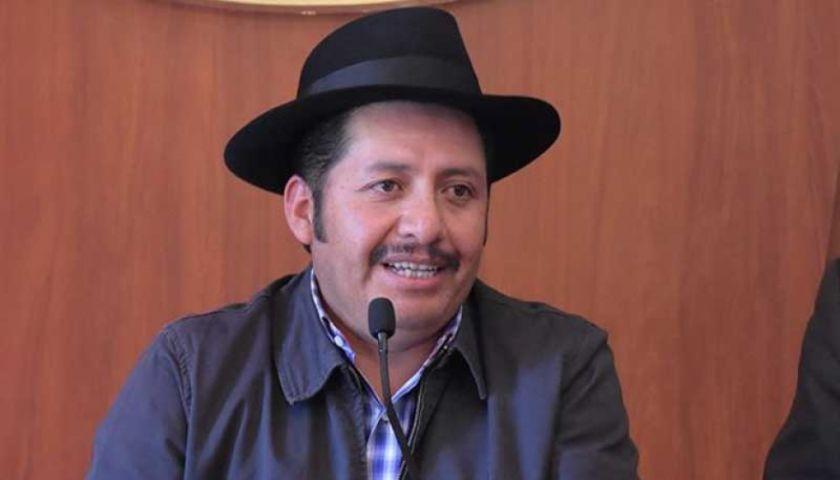 Aprehenden al gobernador Esteban Urquizu