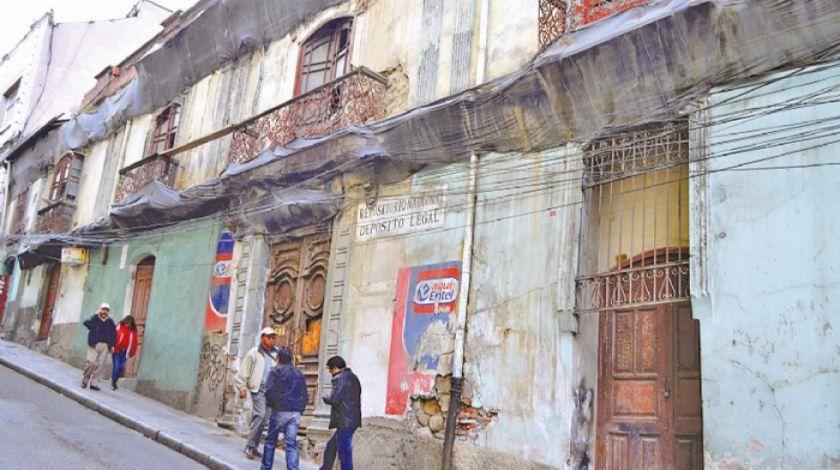Buscan impulsar preservación de casa histórica en La Paz