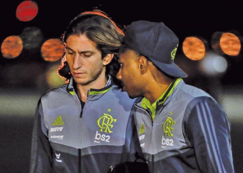 """Filipe Luis: """"Nos enfrentamos al mejor equipo"""""""