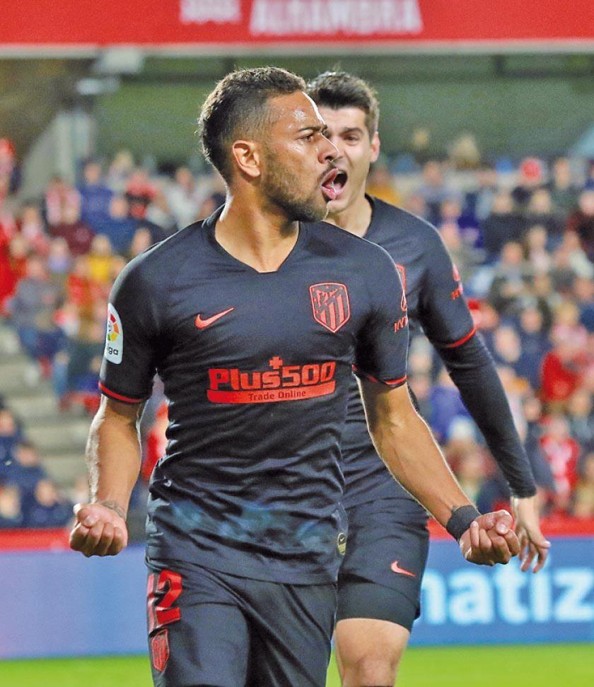 Atlético de Madrid tropieza ante el Granada