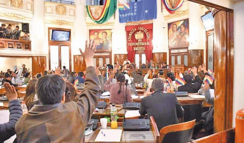Cámara de Diputados sanciona la ley para nuevas elecciones