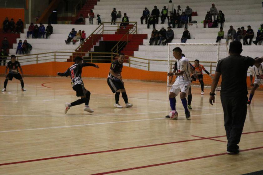 Concepción busca dar el primer paso a las semis de futsal