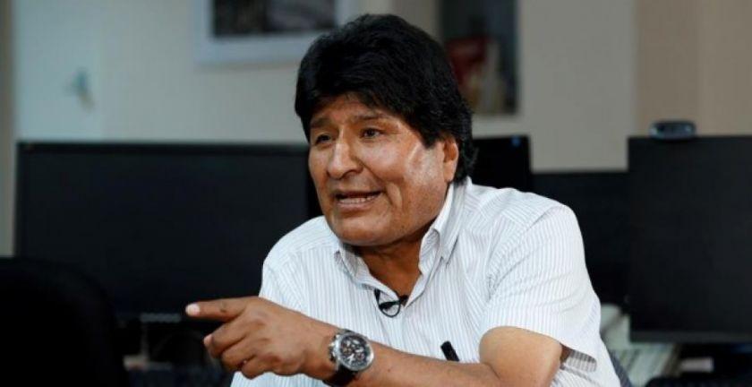 Morales deja de hospedarse en campo militar y recibir manutención de México