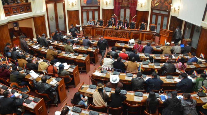 Legislativo aprueba reglamento y convocatoria para elección de vocales del TSE