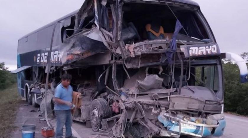 Cinco fallecidos en accidente de tránsito en la carretera a San José de Chiquitos