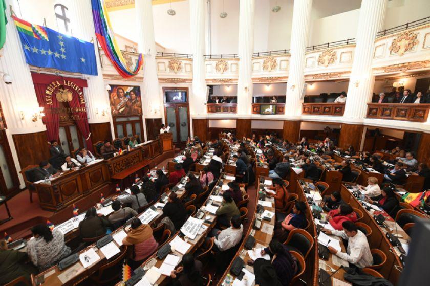 Diputados aprueba reglamento para la selección de vocales