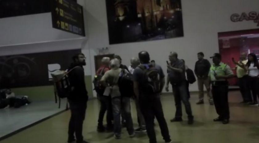 "Denuncian que agresión a comitiva argentina fue ""parte de un show"""