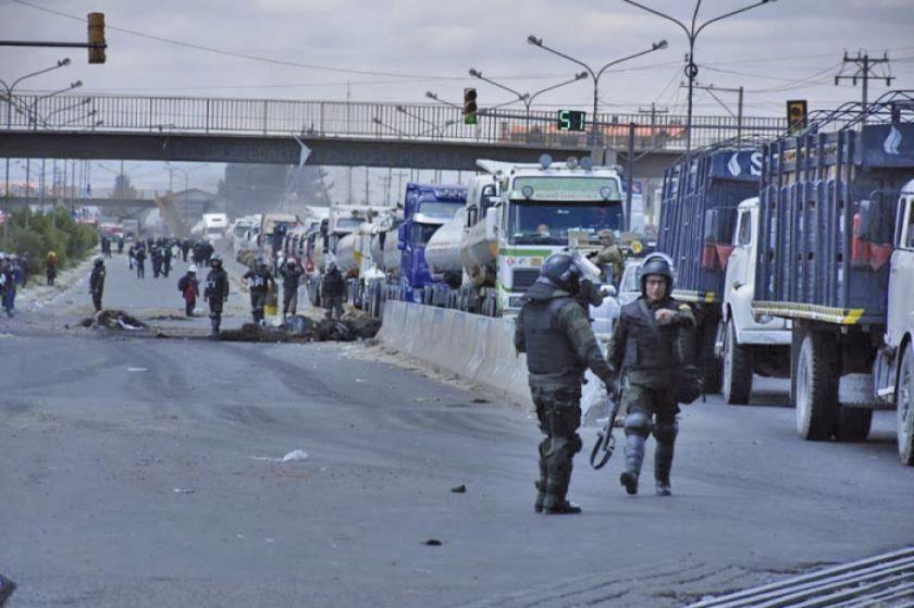 La Fiscalía reporta 29 muertos y 33 heridos en el conflicto postelectoral
