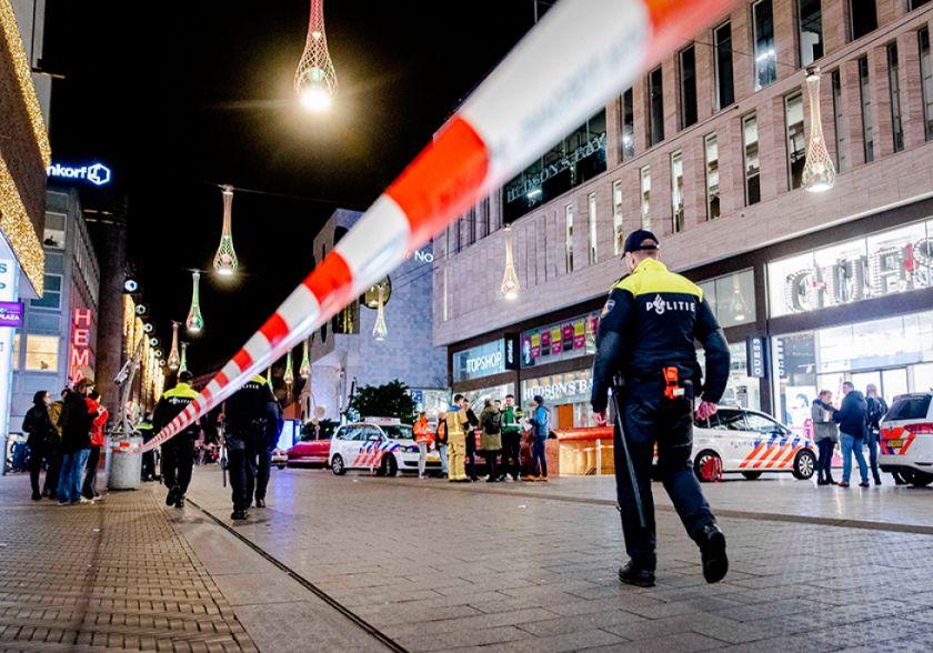 La Haya: Apuñalamiento en calle comercial