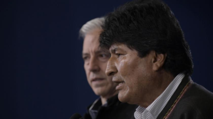 Evo Morales: ¿Sirvo más como asilado en México o encarcelado en Bolivia?