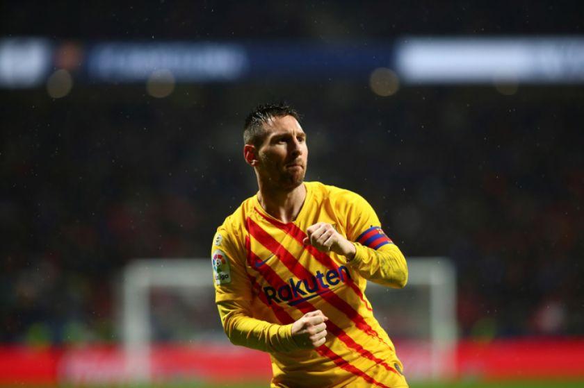 Messi es el favorito al Balón de Oro